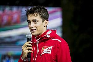Formula 1 Son dakika Leclerc, Sauber'le dört cuma antrenmanına katılacak