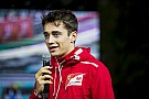 Formula 1 Leclerc, Sauber'le dört cuma antrenmanına katılacak