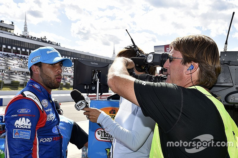 Darrell Wallace Jr. endures challenges Sunday at Pocono Raceway