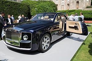 Vintage Curiosità Come farsi costruire una Rolls Royce da 13 milioni di franchi