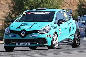 Clio Cup Italia Gara Gara 2: Massimiliano Pedalà concede il bis a Brno