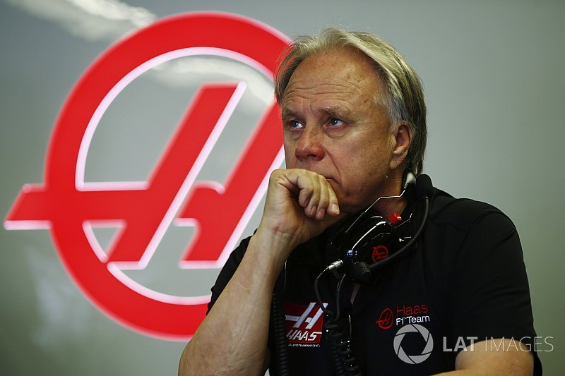 """Gene Haas """"wirklich deprimiert"""" über Abstand zu Top-Teams"""