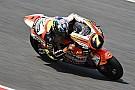 Moto2 Baldassarri escapes serious injury in horror Assen crash