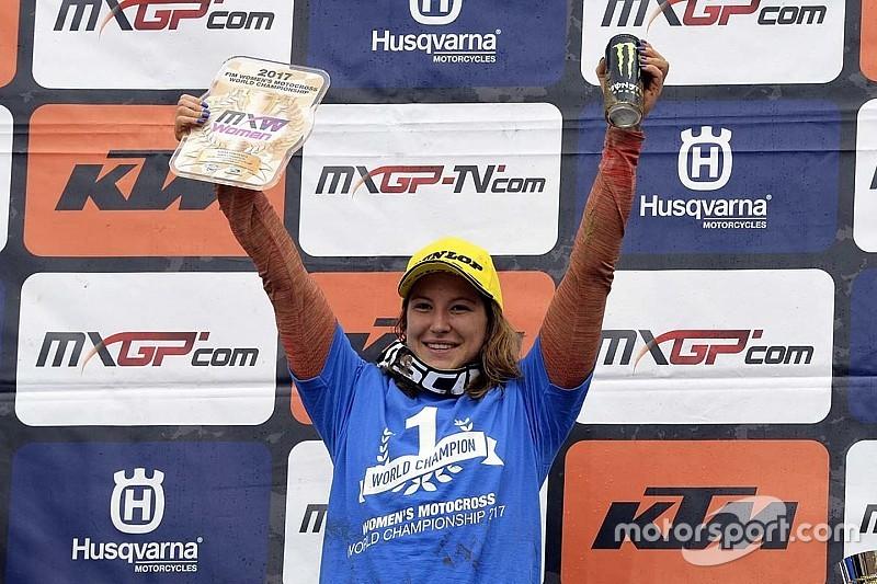 Kiara Fontanesi campionessa mondiale per la quinta volta!
