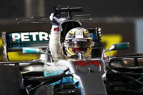 Gallery: Longest points-scoring streaks in F1