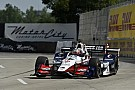 Відео: разом із пілотом IndyCar по трасі Детройта