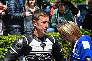 """Road racing Breaking news Critically injured TT rider Mercer now """"stable"""" after surgery"""