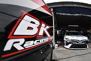 NASCAR Cup Breaking news BK Racing files for bankruptcy, retains NASCAR charter for now