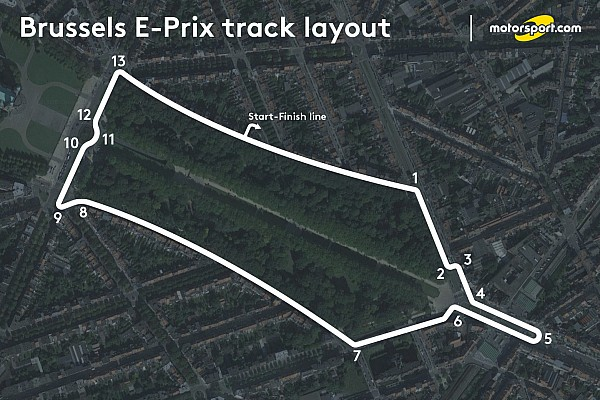Formula E Brussels Formula E race depends on finding new venue