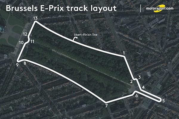 تونغ: أتوقّع أن يُحقّق مسار حلبة بروكسل للفورمولا إي نجاحًا كبيرًا
