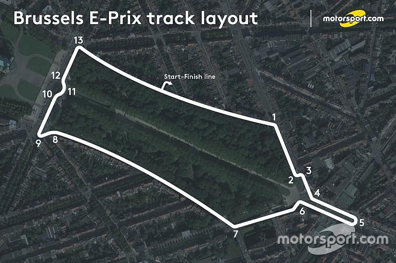 【フォーミュラE】ブリュッセルePrix、開催地不確定で来季に延期か?