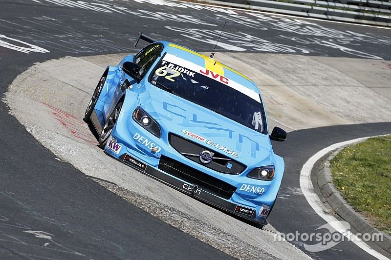 Бьорк и Катсбург выиграли гонки WTCC на «Нордшляйфе»