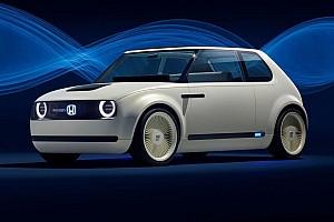 Auto Actualités Honda présente l'Urban EV Concept, un