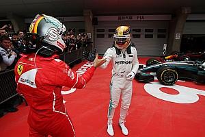 F1 Noticias de última hora Vídeo: el duelo numérico entre Hamilton y Vettel en 2017