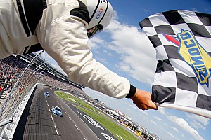 NASCAR Cup Interview Second never gets old for Kyle Larson
