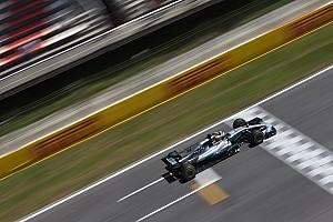 Formule 1 Analyse Chronos - Les tableaux comparatifs entre 2016 et 2017
