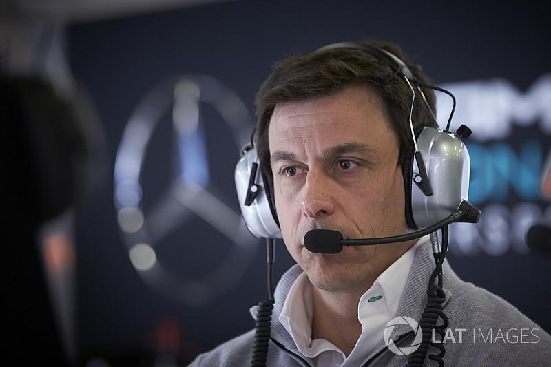 У Mercedes прокоментували заяву про вихід із Ф1