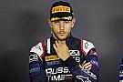 Luca Ghiotto conducirá un Williams en el GP de Hungría