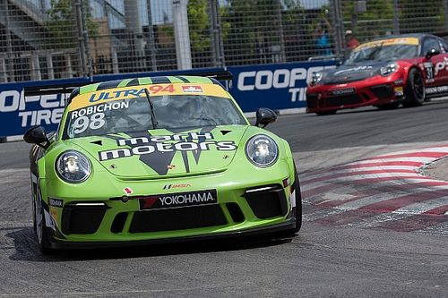 Robichon claims victory in Sebring Porsche Cup opener