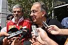 Formula 1 Ferrari: Marchionne carica la squadra nel dopo Silverstone