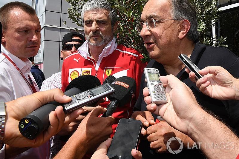 Маркіонне: У Ferrari ще є шанси на титул
