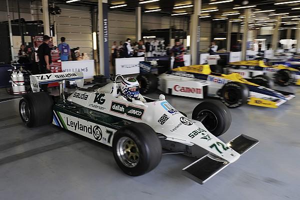 VIDEO: Suara 40 tahun sejarah Williams di Formula 1