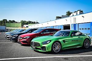 Prodotto Curiosità AMG Driving Academy, adrenalina sotto controllo