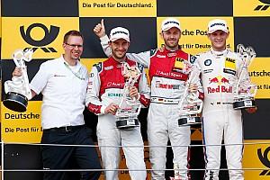 DTM News DTM 2017: Gesamtwertung nach dem 11. von 18 DTM-Saisonrennen