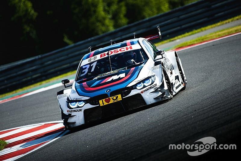 DTM на Moscow Raceway: BMW випередила Audi у другій кваліфікації