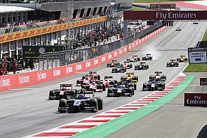 FIA F2 Breaking news F2, GP3 announce expanded 2018 calendars