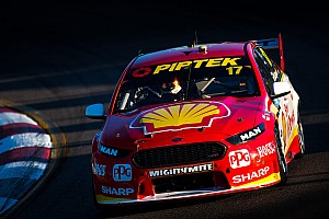 Supercars Qualifying report Townsville Supercars: McLaughlin storms to provisional pole