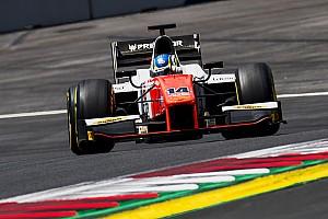 FIA F2 Noticias de última hora Sette Cámara pierde la segunda posición en parrilla de la F2