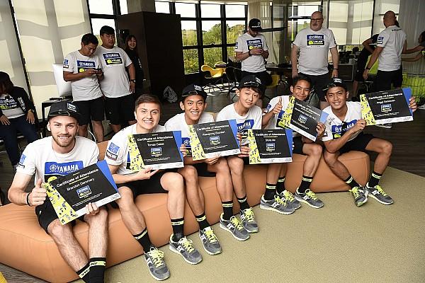 Bike Actualités Six participants à la troisième édition du VR46 Master Camp