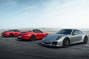 汽车 突发新闻 涡轮替换自吸,保时捷发布新款911 GTS