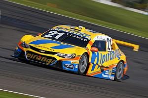 Stock Car Brasil Últimas notícias Mesmo na segunda fila, Camilo lamenta posição de largada