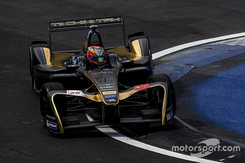 Formel E in Mexiko: Jean-Eric Vergne sauer auf Jerome d'Ambrosio