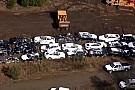 Automotive Vídeo: Más de un centenar de BMW destruidos en un accidente de tren