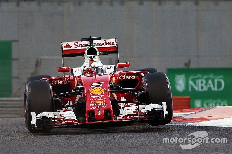 """Red Bull """"vulnerable"""" at the start - Vettel"""