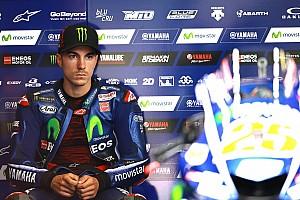 MotoGP Reactions Ban belakang membuat Vinales tak kompetitif
