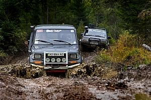 Ралі-рейди Прев'ю Gorgan Trophy '17: випробування Українськими Карпатами