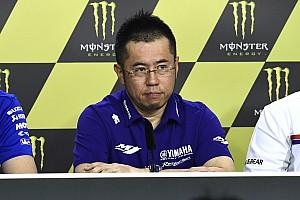 Yamaha se restructure, Tsuja est remplacé