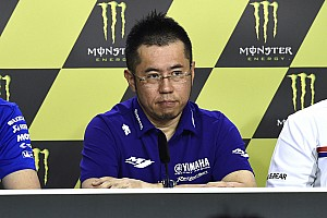 Pemimpin proyek Yamaha MotoGP mundur