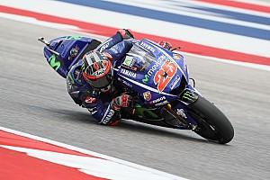 MotoGP Репортаж з практики Гран Прі Америк: Віньялес кращий, Маркес впав двічі