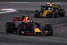 Формула 1 Ферстаппен опроверг слова Переса о возможностях двигателя Renault