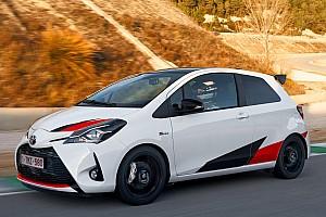 Automotive Noticias de última hora Prueba: Toyota Yaris GRMN 2018