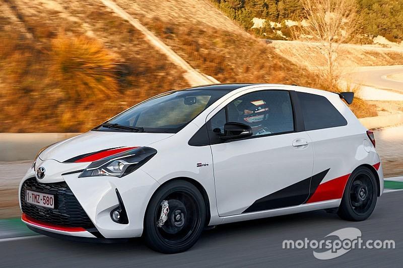 Toyota Yaris GRMN, WRC nel DNA e divertimento garantito