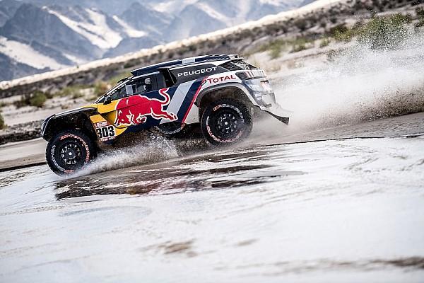 Dakar Resumen de la etapa Sainz limita pérdidas y Al Attiyah gana por tercera vez