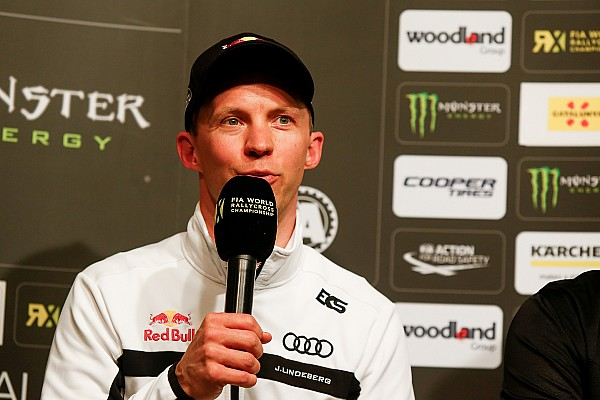 Ekstrom stripped of Barcelona World RX victory