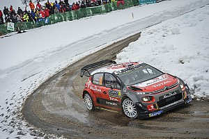 WRC Breaking news Monte Carlo shows Citroen needs