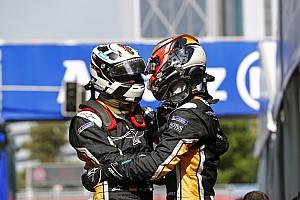 Formule E Réactions Vergne : Lotterer et moi